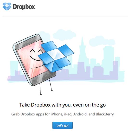 Dropboxに採用された「2ステップ確認」で安心Cloudを手に入れた件