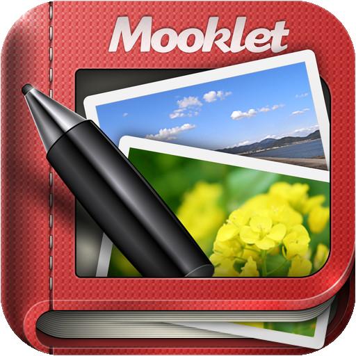 Mooklet – ダイナミックなフォトブックを簡単に作成&パブリッシュ!