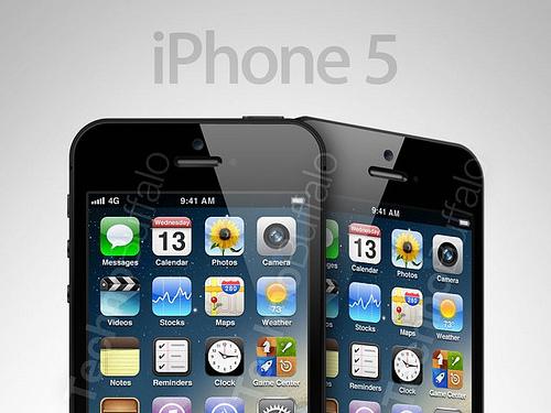 いつの間にか「iPhone 5」の予約を完了してしまった件