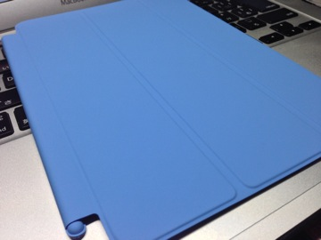 どうでもいいことだけどiPad mini のスマートカバーについて