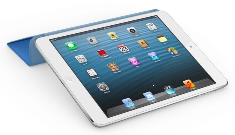 iPad miniの打ちやすく見やすい角度を調べてみた件