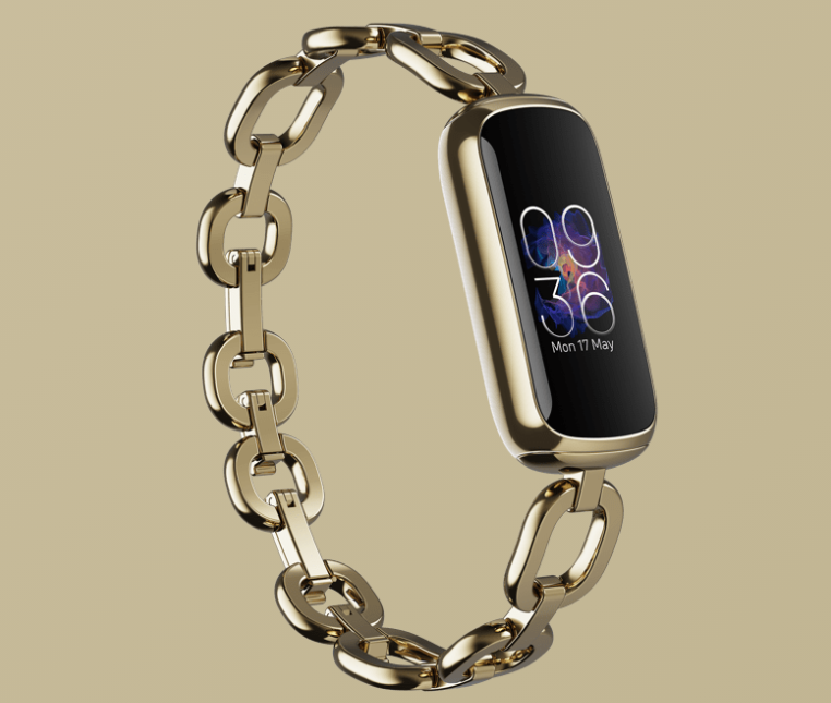 Fitbit Luxe Gold
