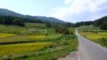 福島県飯舘村? 2007年9月28日撮影。
