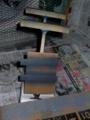 旧国身延 屋根&屋根上機器塗装