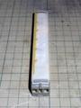 琴電1017のベンチレーターを片側撤去。