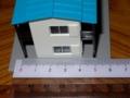 アパートの土台計測