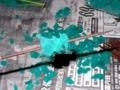 針葉樹風の制作(5)