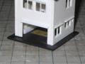 床板と建物の合いを確認。