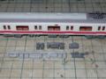 鉄コレ『相鉄9000』N化(10)モハ9200の床下機器換装