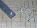 琴電1053・1060のベンチレーター別パーツ化の検討