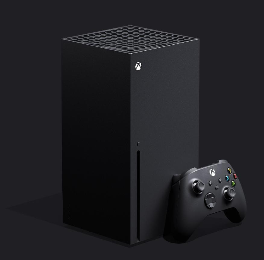 Xbox Series Xの画像