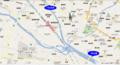 盛岡市中心部地図