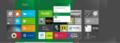 Windows8スタート画面ワイド