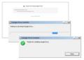 Googleドライブ・インストール終了画面
