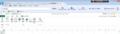 Excel Web Apps挿入画面