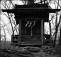 愛宕神社の祠