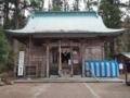 三熊野神社拝殿
