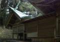 三熊野神社本殿