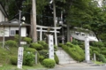 三熊野神社二の鳥居