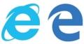 「Microsoft Edge(エッジ)」ロゴ