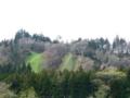 三峰神社の周辺