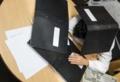 机がカオス状態