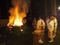 愛宕神社「千日通夜祭」
