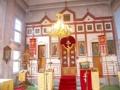 盛岡ハリストス正教会内部のイコン