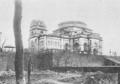 震災後のニコライ堂