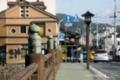 上の橋にある日本最古の「擬宝珠」