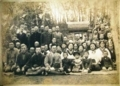 碁石一族が建立した琥珀神社