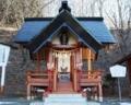 浦幌神社末社「乳神神社」