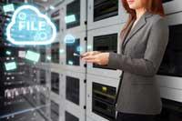 クラウドによるサーバー管理