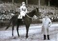 初のクラシック三冠馬「セントライト」