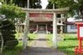 奥州市「磐(いわ)神社」