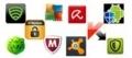 セキュリティソフトのアイコン