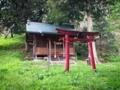 北登山口「早池峰神社 拝殿」
