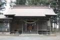 矢巾「早池峯神社 社殿」