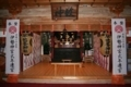 矢巾「早池峯神社 拝殿」