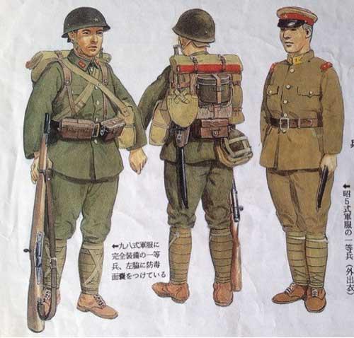 旧日本陸軍の兵士が使った「脚絆」