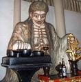 新宿太宗寺「奪衣婆」