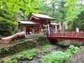 山田町「関口神社  奥宮」