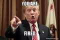 You Fired