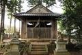 「安倍貞任」の頭を埋めた「久留守(くるす)神社」