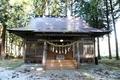 長野県大町市「阿部神社」
