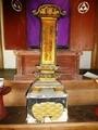 龍雲寺の位牌