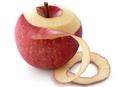 栄養豊富な「りんごの皮」