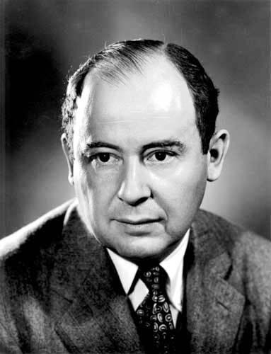 ジョン・フォイ・ノイマン(John von Neumann)