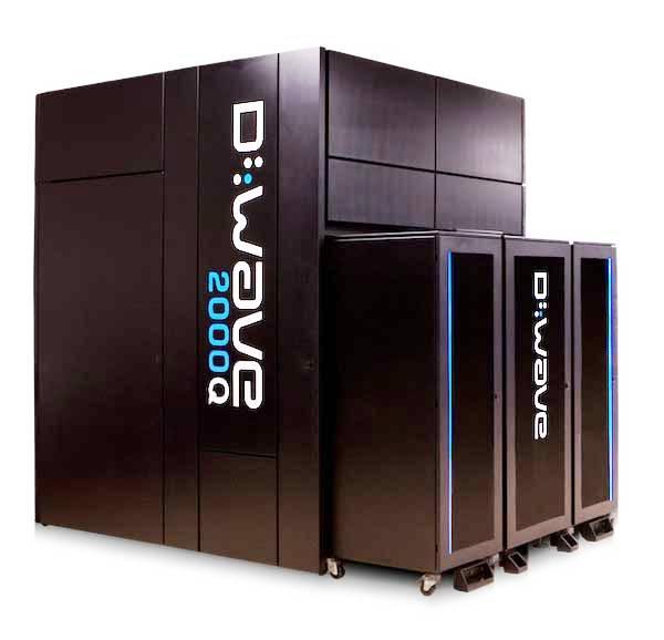 D-Wave200Q量子コンピューター