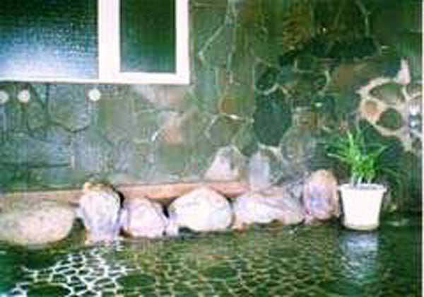 ペンション フレンズ「貸切風呂」